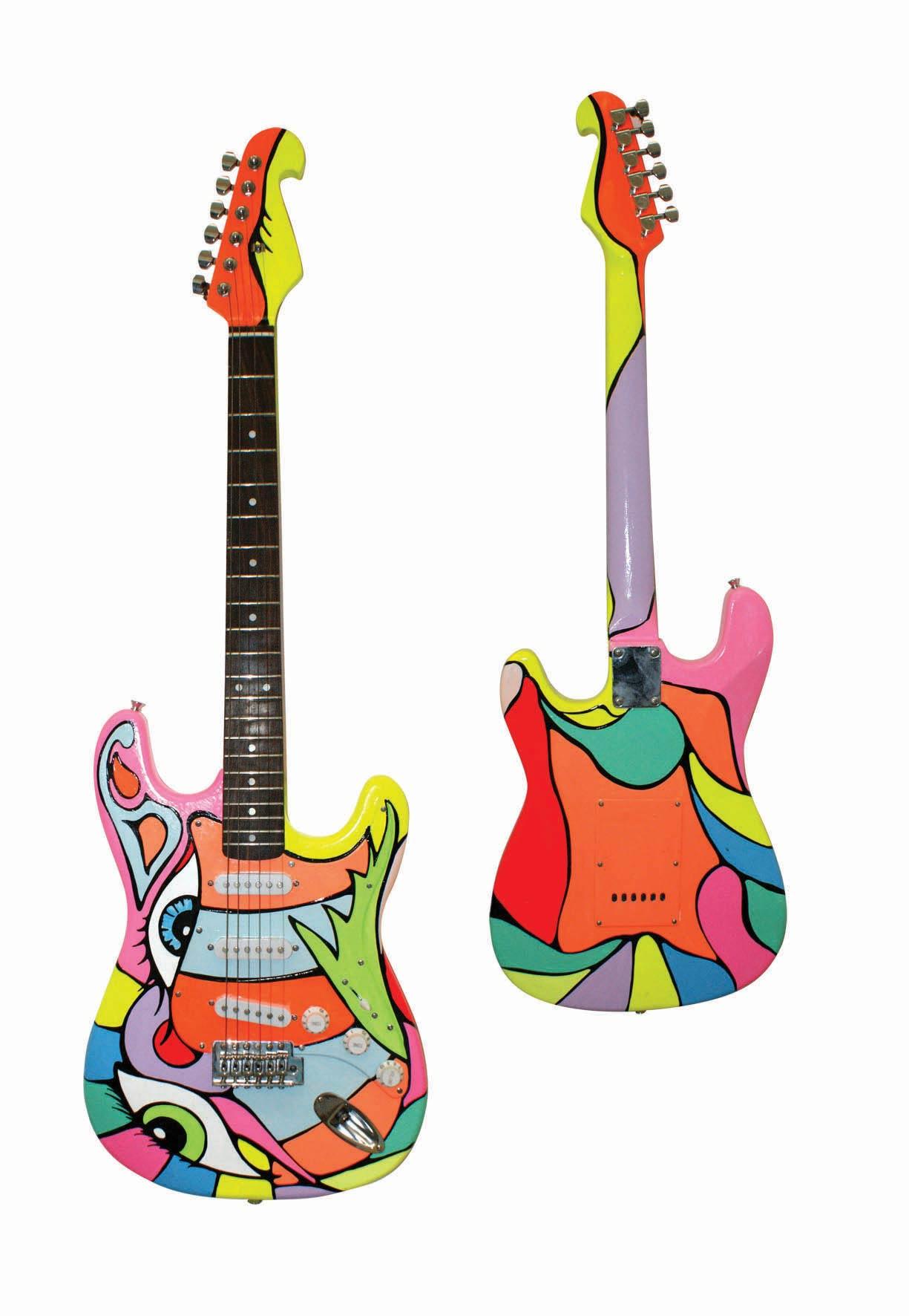 Pop Guitar - Andy