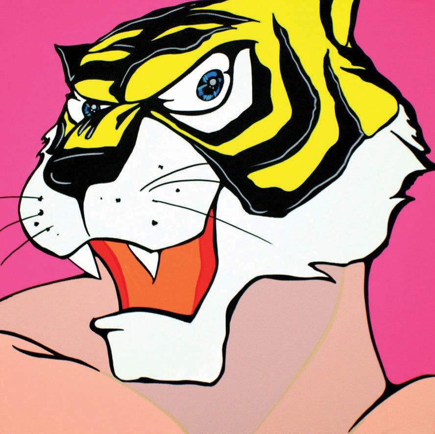 Tiger Man - Andy