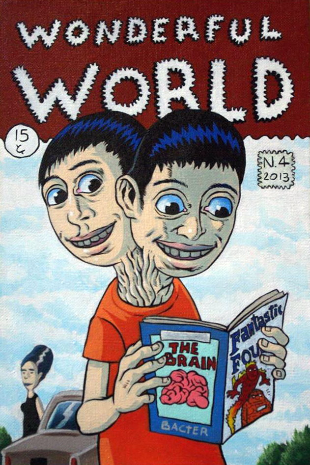Wonderful World n. 4 - David Bacter