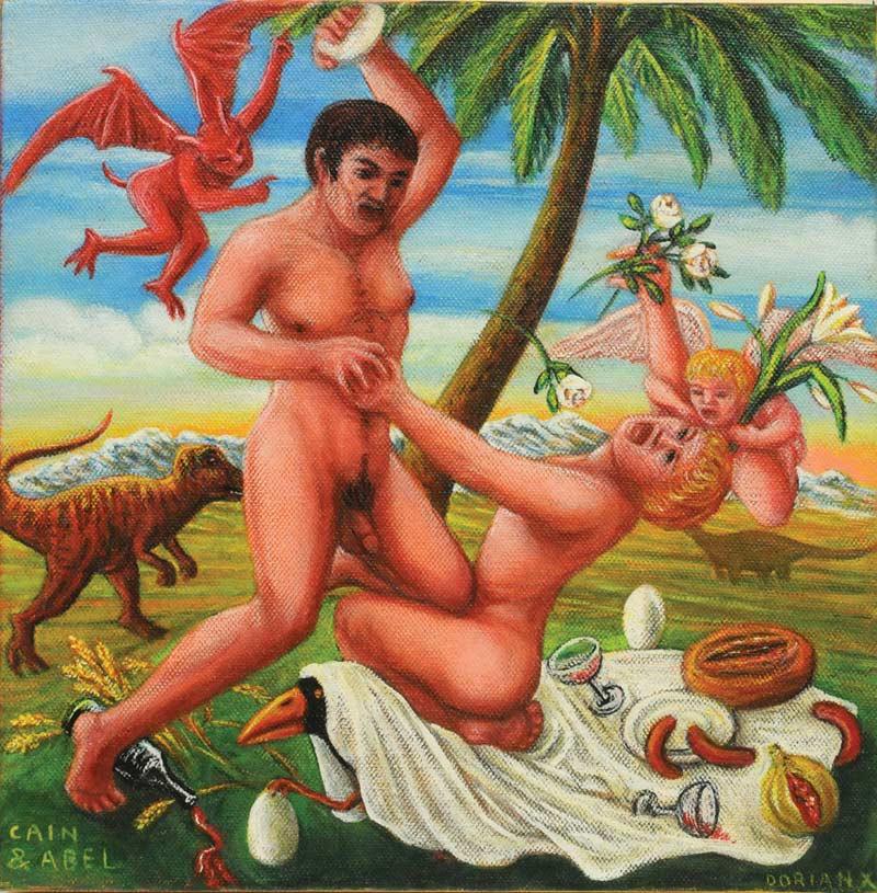 Cain & Abel - Dorian X