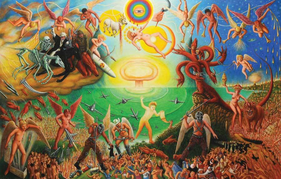 St.Johns Apocalypse - Dorian X