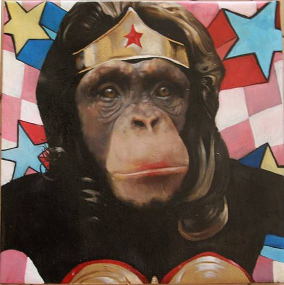 Wonder Monkey - Elia Mantovan