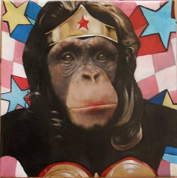 Wonder Monkey - Elia Mantovan