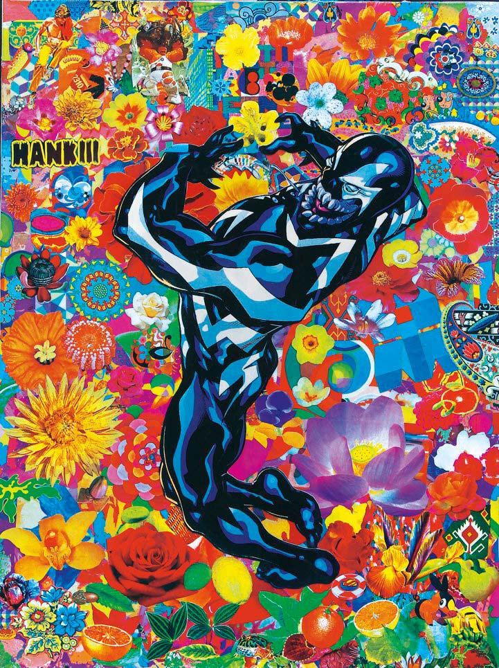 Venom Flower - Felipe Cardeña