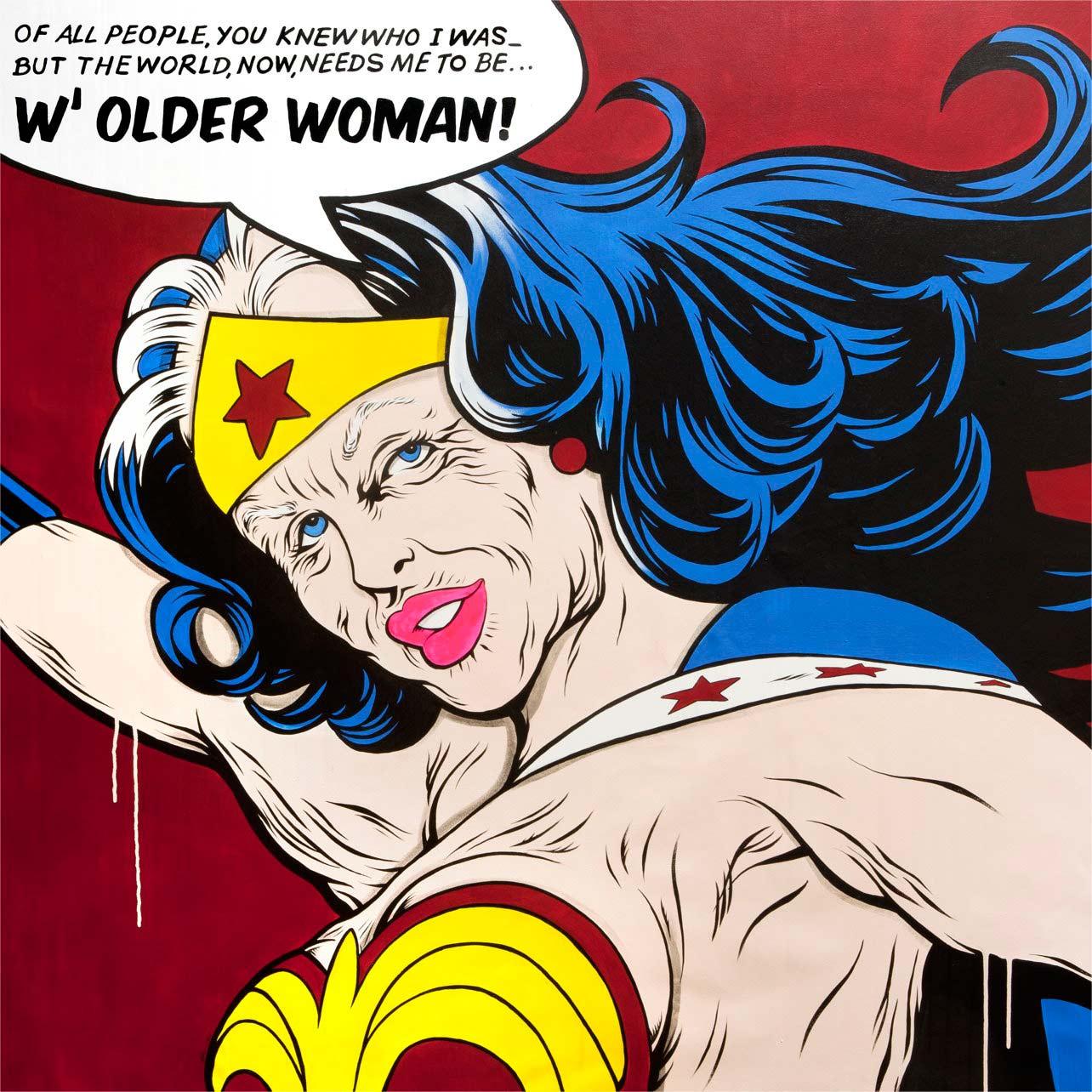 W'Older Woman - Fidia Falaschetti