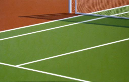 Campo da Tennis - Giuseppe Restano