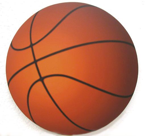 Pallone da Basket - Giuseppe Restano