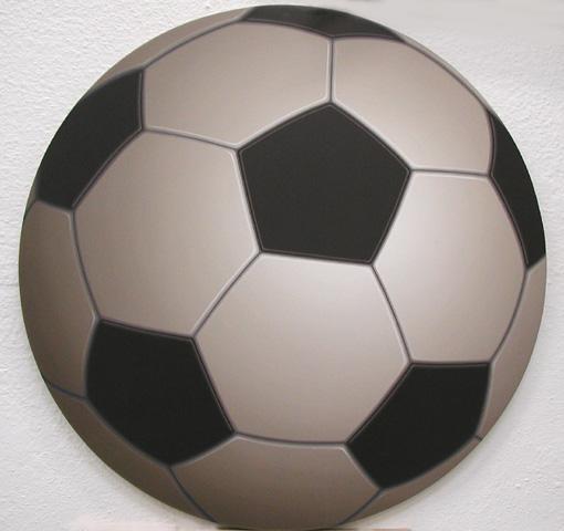Pallone da Calcio - Giuseppe Restano