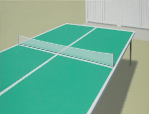 Tavolino da Ping Pong - Giuseppe Restano