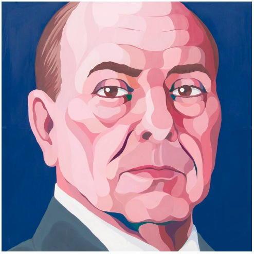 Silvio Berlusconi - Giuseppe Veneziano