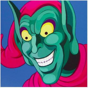 Green Goblin - Giuseppe Veneziano