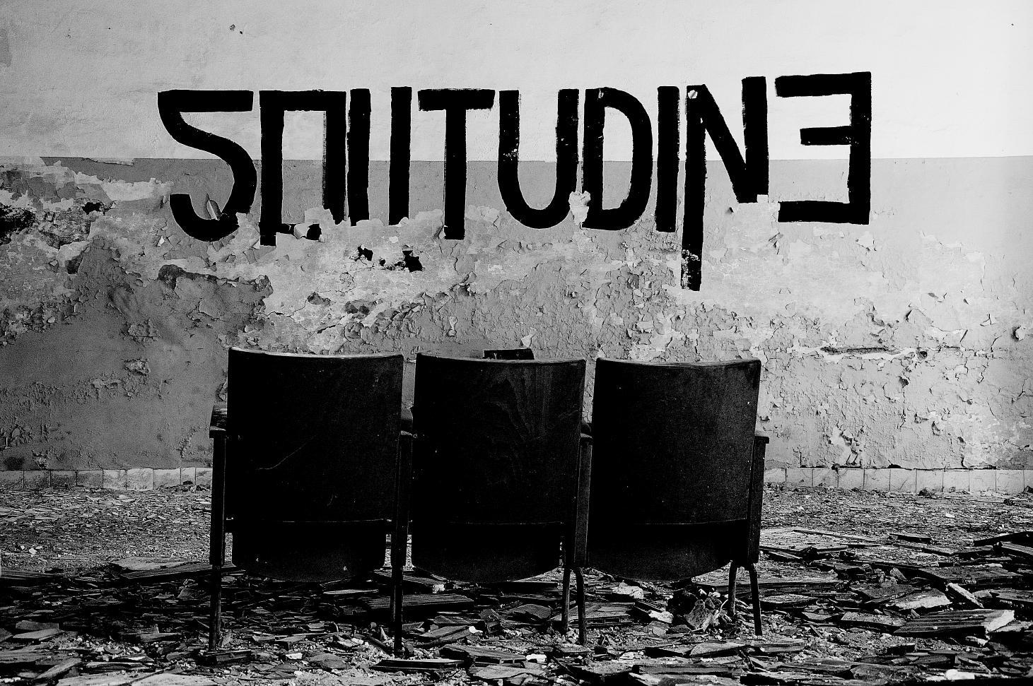 Solitudine #1 - Luca Tesconi