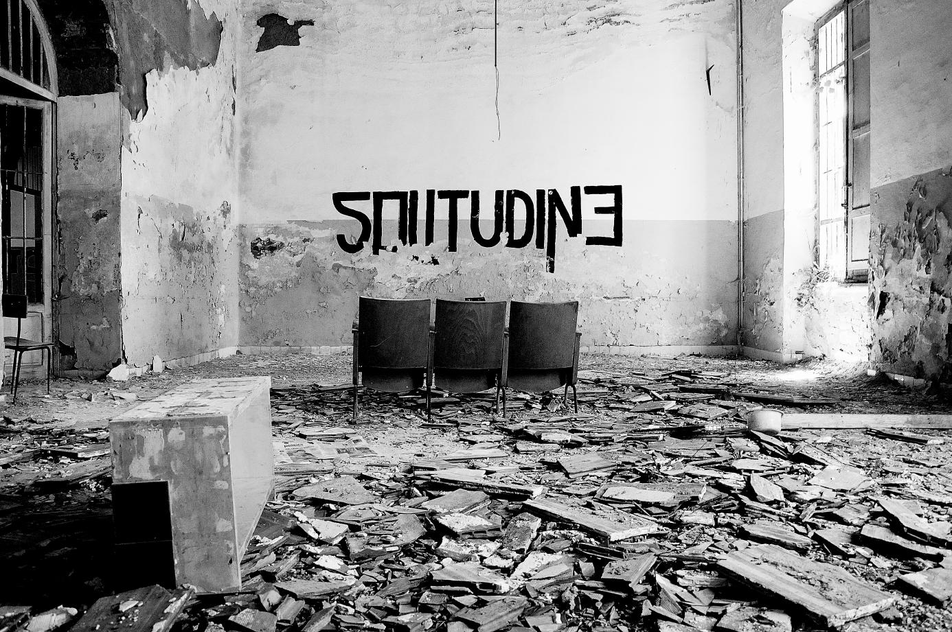 Solitudine #0 - Luca Tesconi