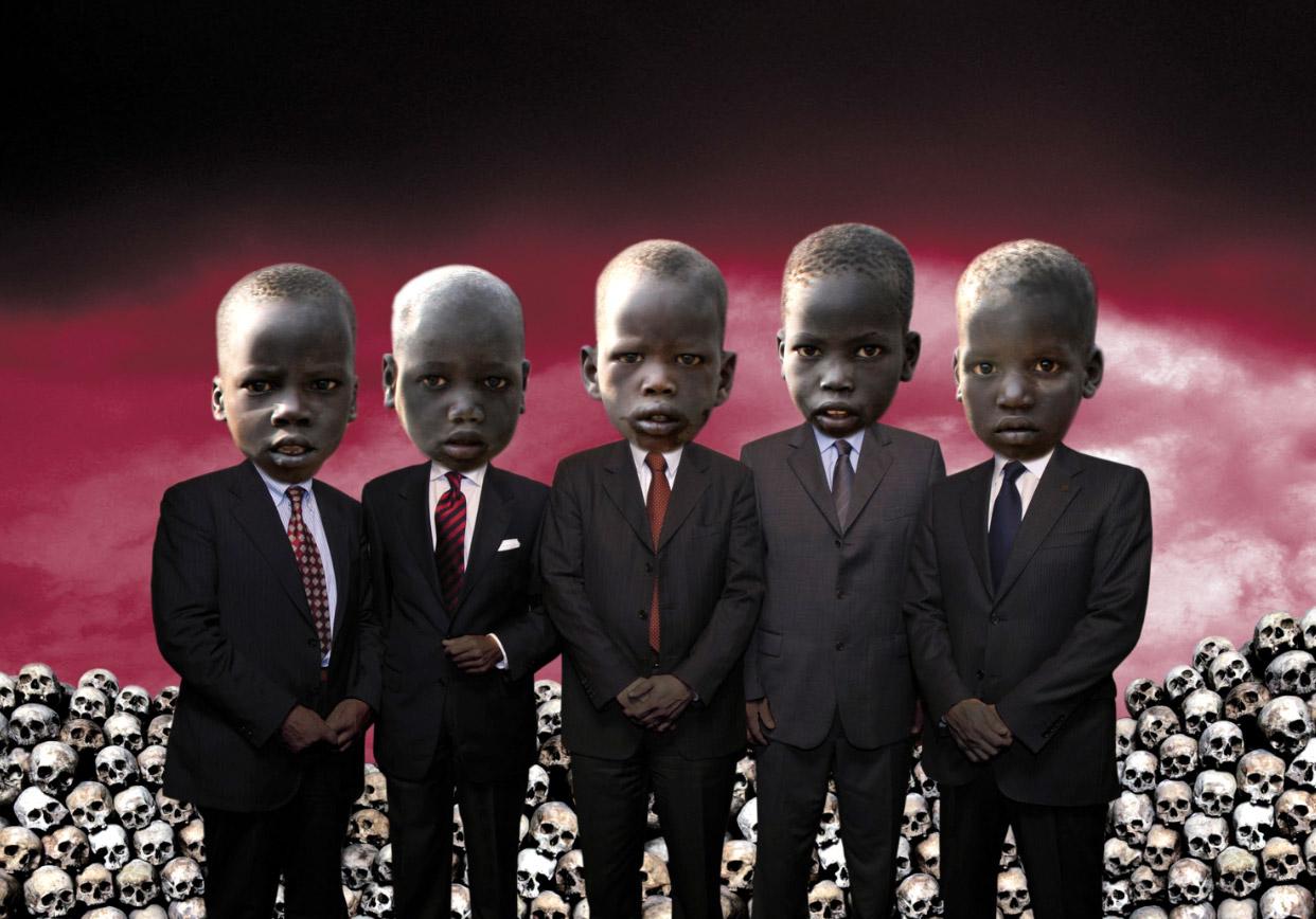 Rwanda Souvenir - Max Papeschi