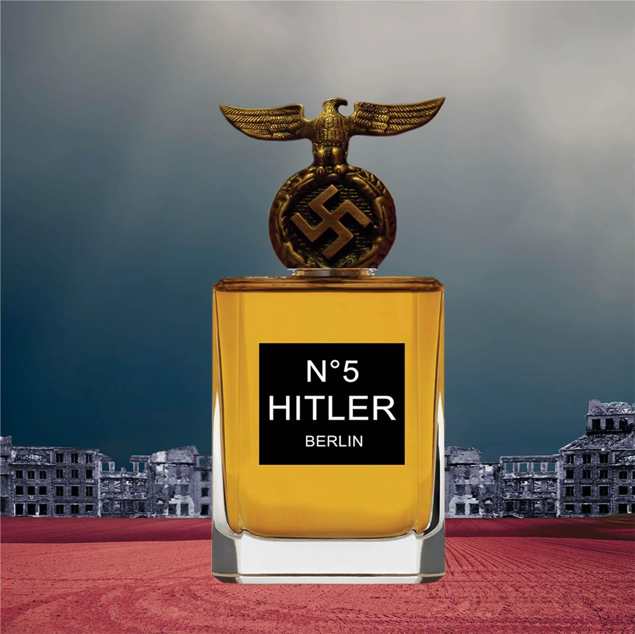 Hitler N. 5 - Max Papeschi
