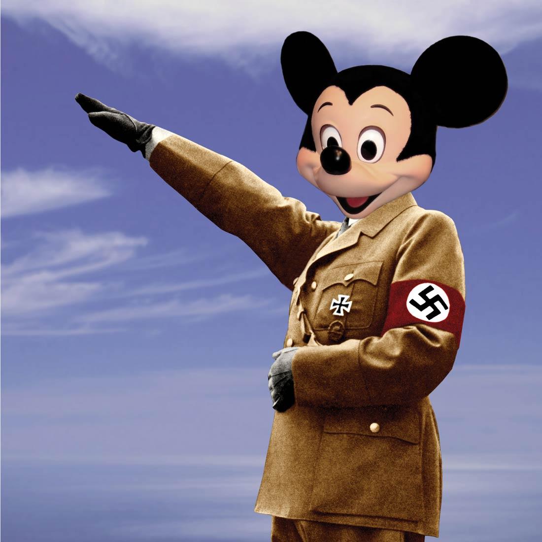 Nazi Fucking Mouse - Max Papeschi