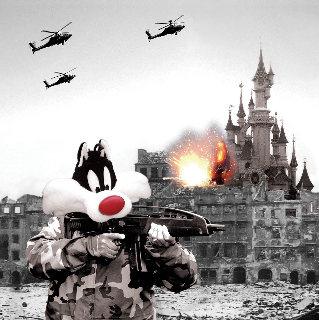 Disney under Attack - Max Papeschi