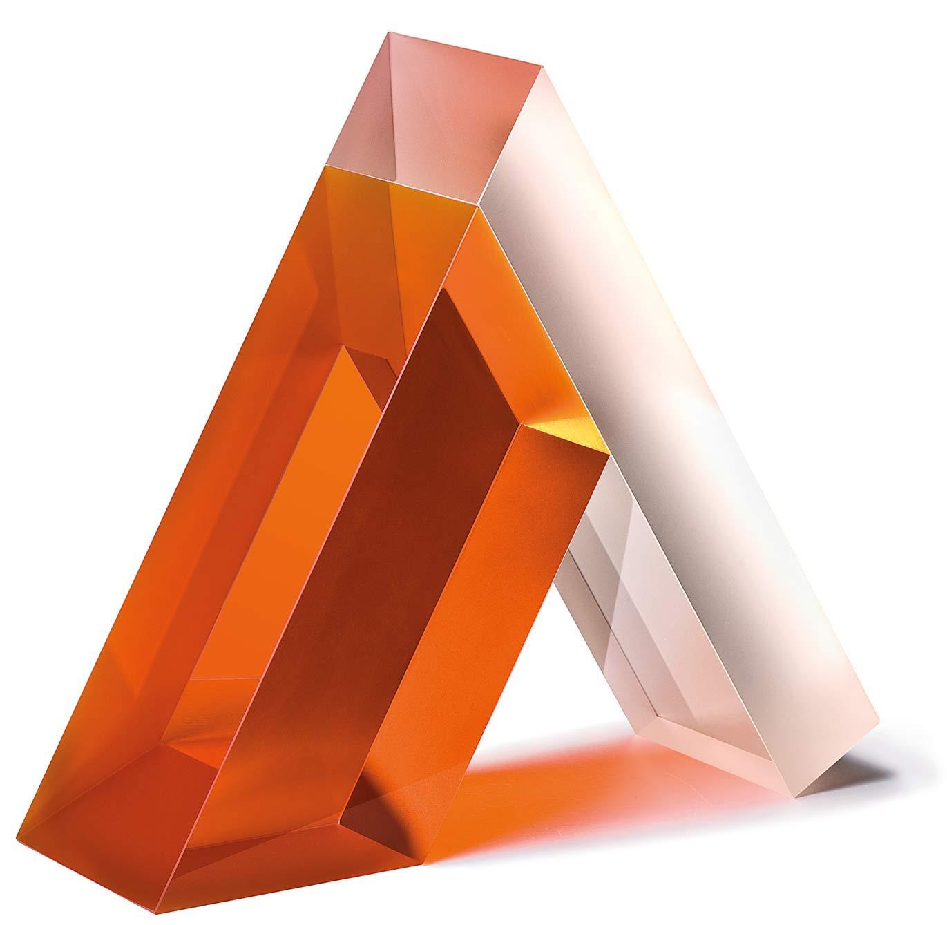 Háromszög Narancshasábbal - Peter Botos