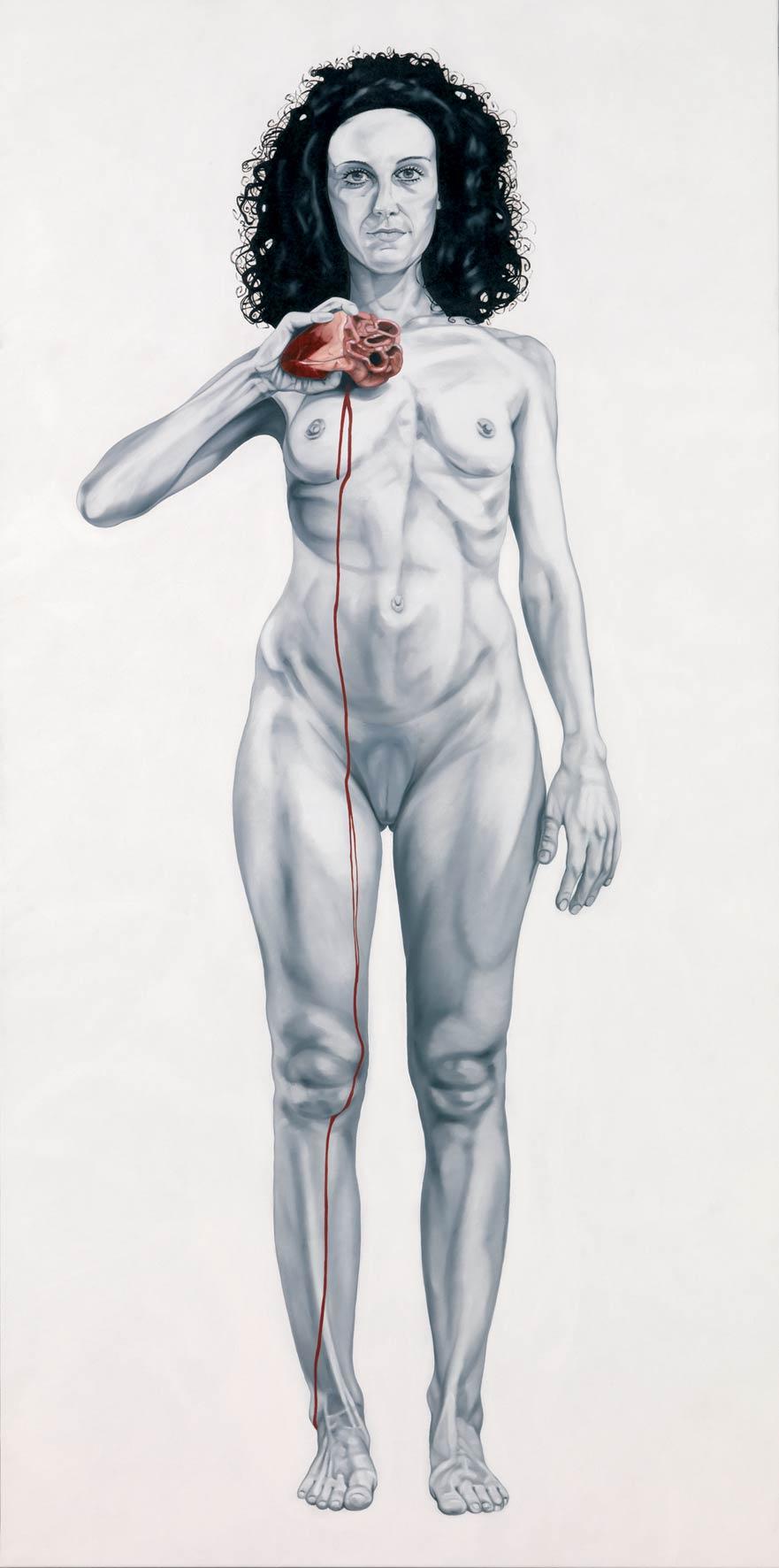 Nuda Veritas (la ragione) - Simone Fazio