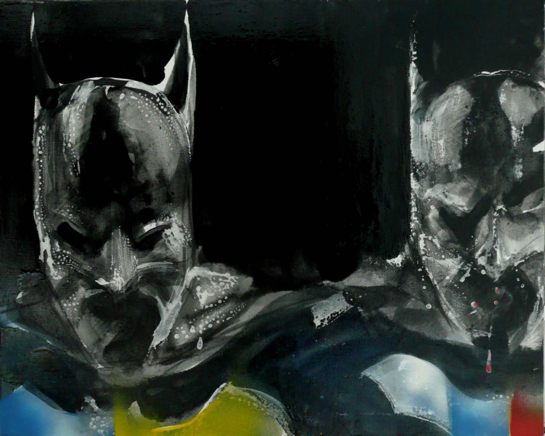 Batman - Svitlana Grebenyuk