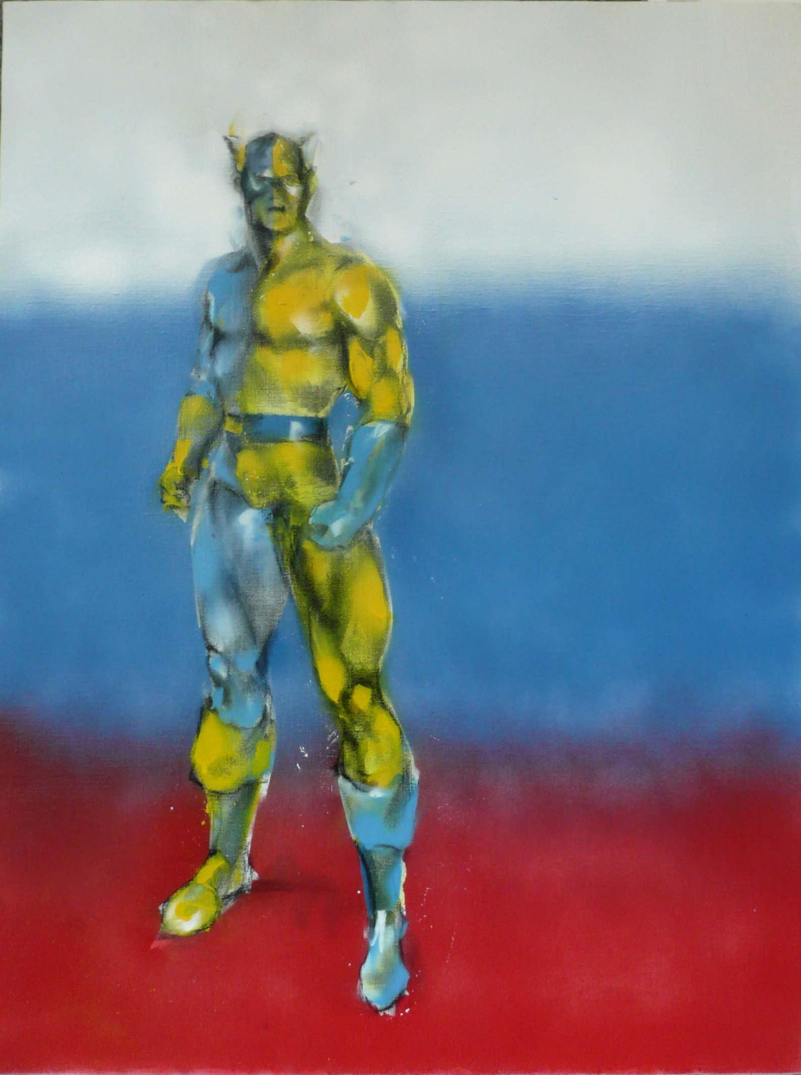 Capitan Ucraino - Svitlana Grebenyuk