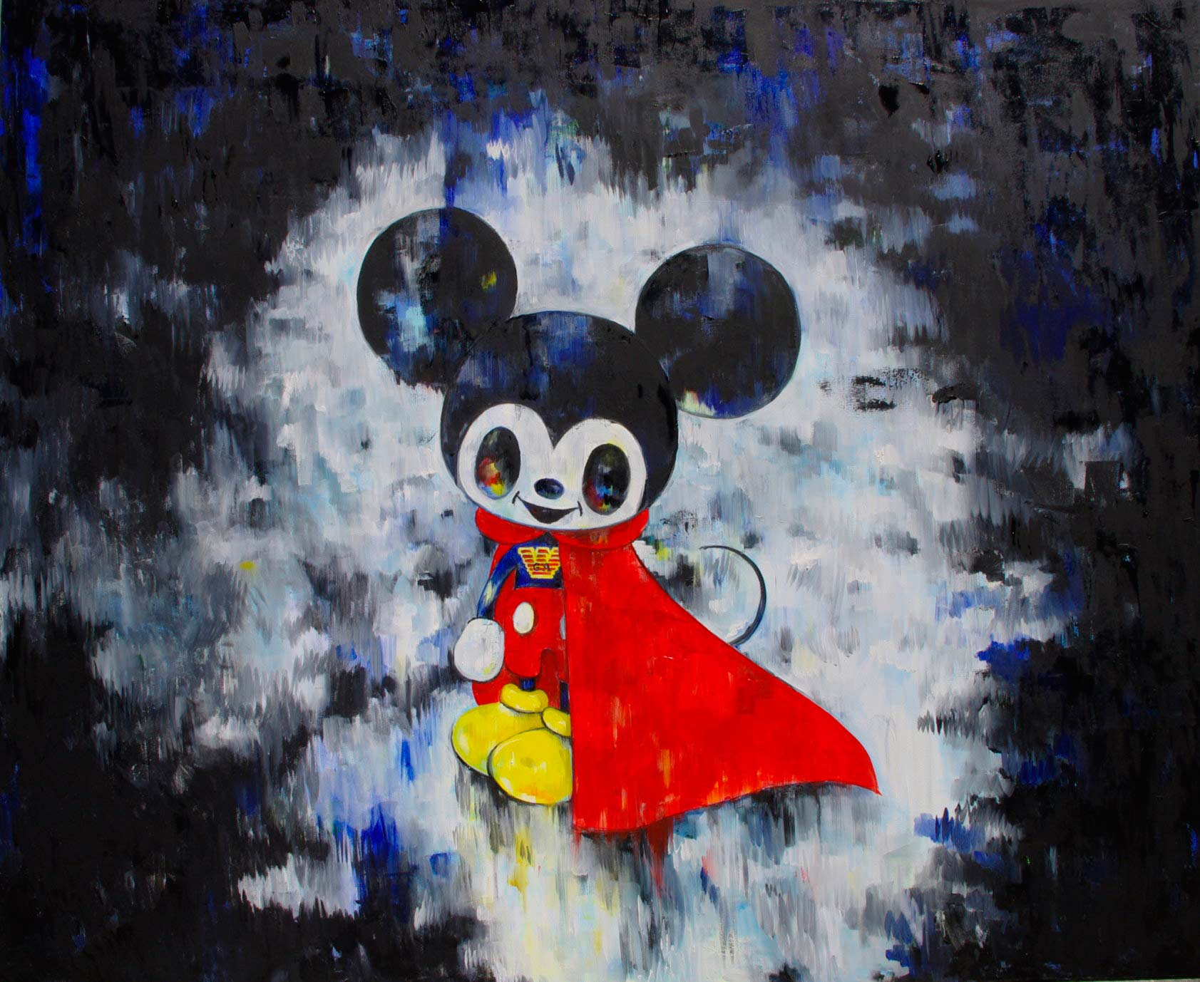 Super Armani Mickey - Tomoko Nagao
