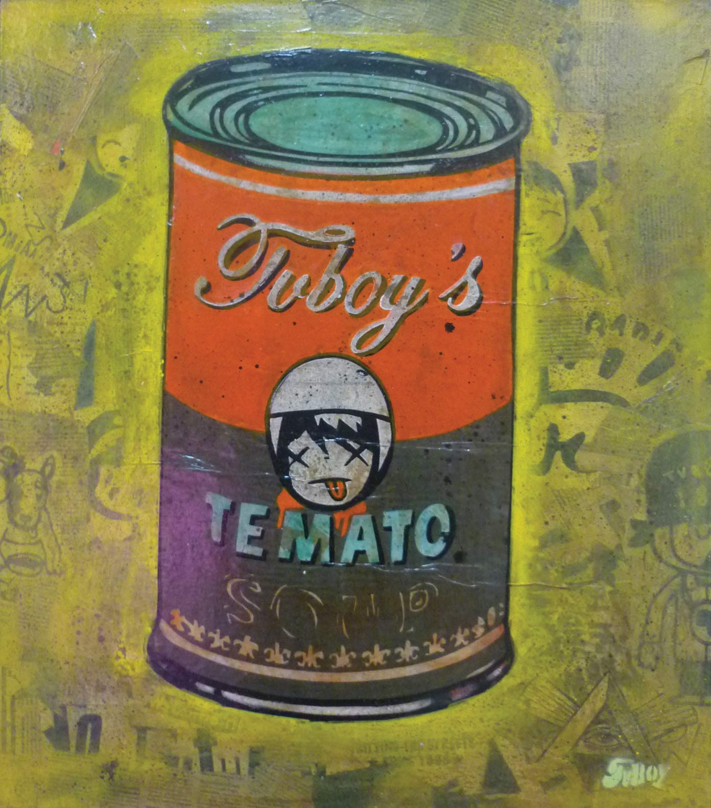 Temato Soup - Tv Boy