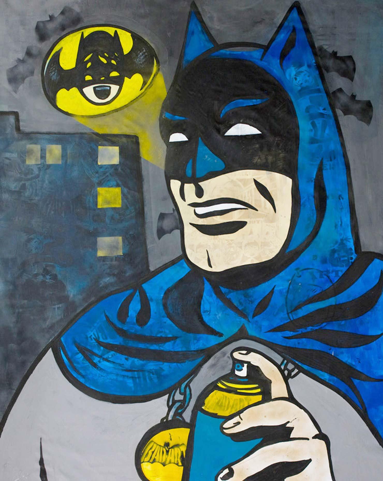 Night Art Bad Art - TV Boy