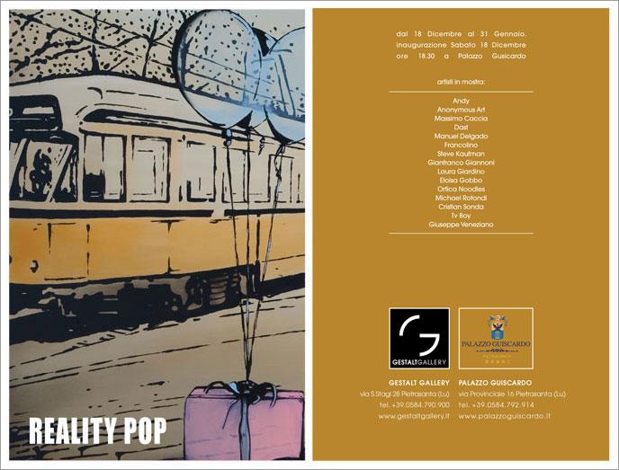 Reality Pop - Gestalt Gallery