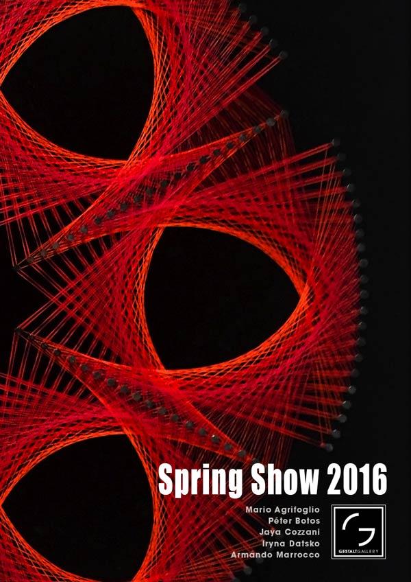 Spring Show 2016 - Gestalt Gallery