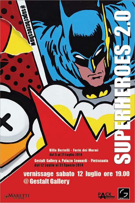 Superheroes 2.0 - Gestalt Gallery