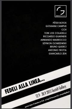 Fedeli alla Linea - Gestalt Gallery