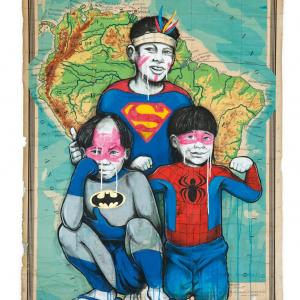 Suber Heroes - Fidia Falaschetti