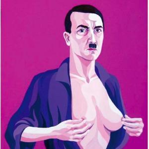 Il Segreto di Hitler - Giuseppe Veneziano