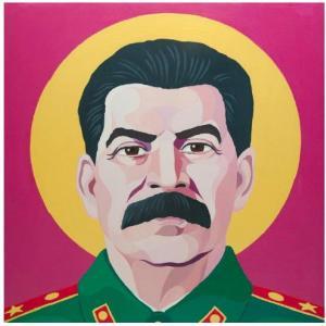 SS Stalin - Giuseppe Veneziano
