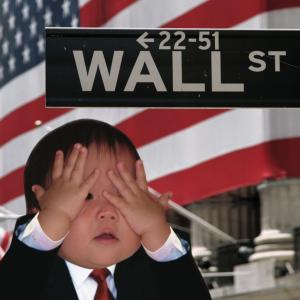 Wall Street - Max Papeschi