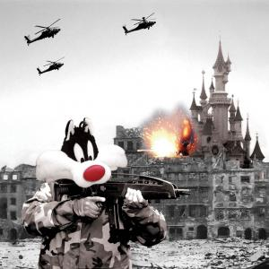 Disney under Attack - Max Papeschi