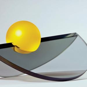 Mérleghinta Sárga Gömbbel - Peter Botos
