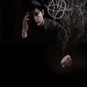 Me as John Constantine - Simone Fazio