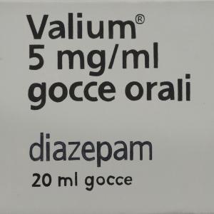 Valium cm 20x25 anno 2010