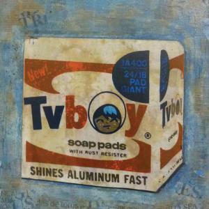 Tv Boy Soap Pads - Tv Boy